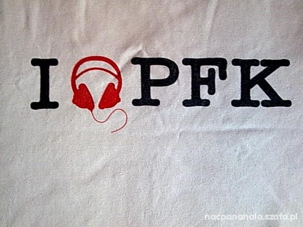T-shirt KOSZULKA PAKTOFONIKA