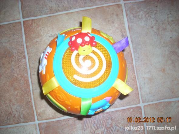 Zabawki Uciekająca kula v tech do nauki raczkowania
