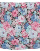 atmosphere spódnica floral kwiaty kwiatki