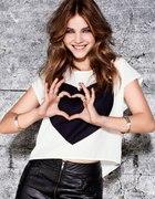 bluzka z sercem H&M