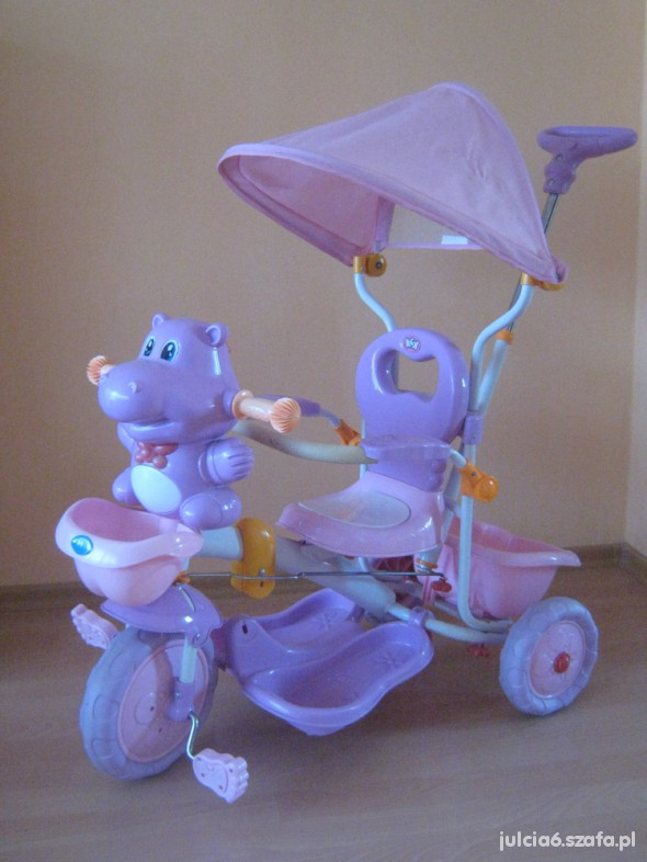 Zabawki rowerek