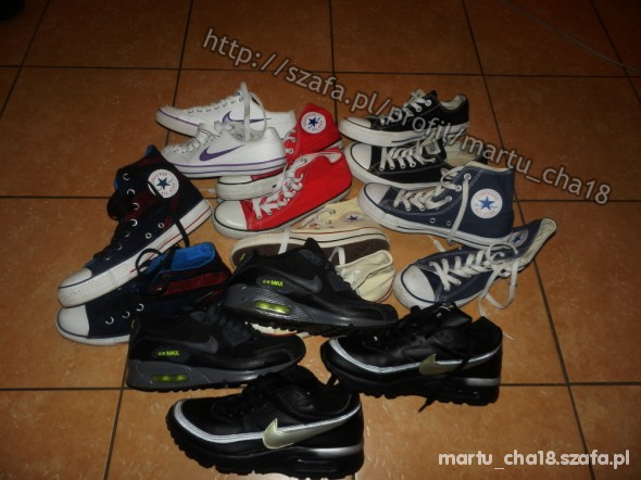 Converse & Nike
