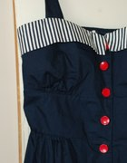 sukienka marynarska miso...