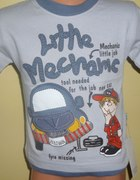Bluzka dla małego mechanika rozmiar 92...