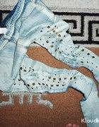 Spodnie lub Leginsy