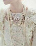 Sznurki perel