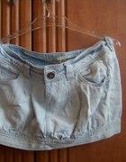jeansowa Spódniczka firmy reserved...