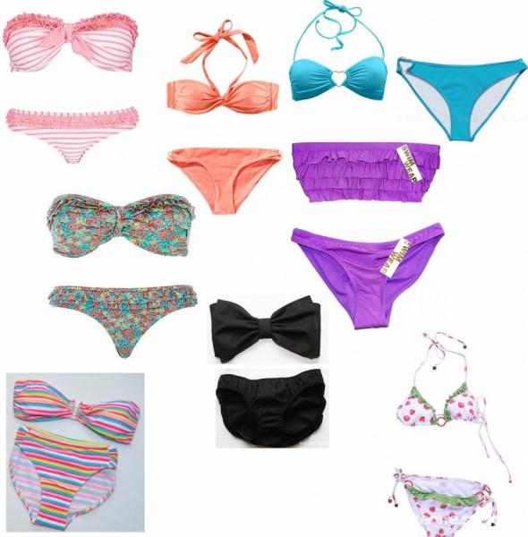 bikini river island h&m cubus...