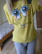 koszulka spongebob...