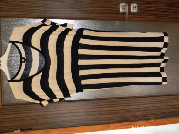 Suknie i sukienki Sukienka w paski H&M