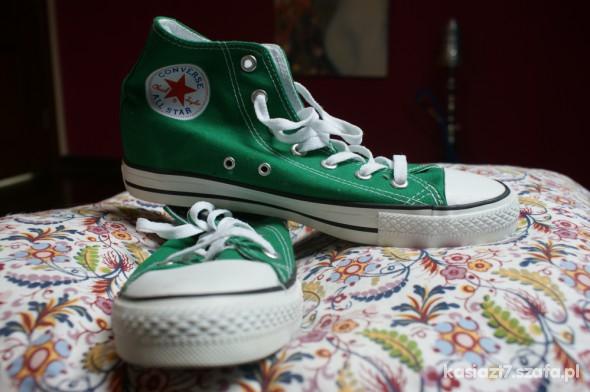 Trampki Converse do kostki rozmiar 41