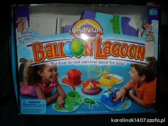 Zabawki NOWA GRA BALLOON LAGOON