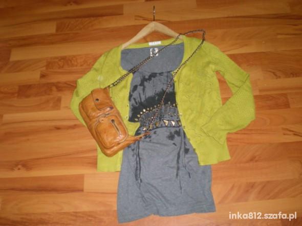 Mój styl kolorowo i wiosenno