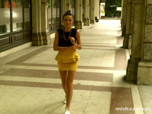 Mój styl Spacer w Wiedniu