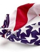 CHUSTA BANDAMKA USA FLAGA