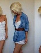 jeans & dress