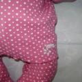 Matalan komplet roz 3 6 msc 62 68 cm