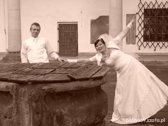 Na specjalne okazje ja i mąż stylizacja ślubne