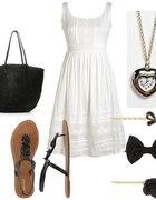 Biale sukienki insp
