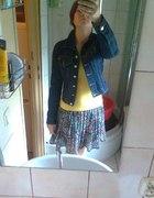 spodniczki i jeans