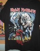 Koszulka Iron Maiden The number of the beast...