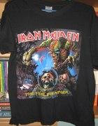 Koszulka Iron Maiden The final frontier