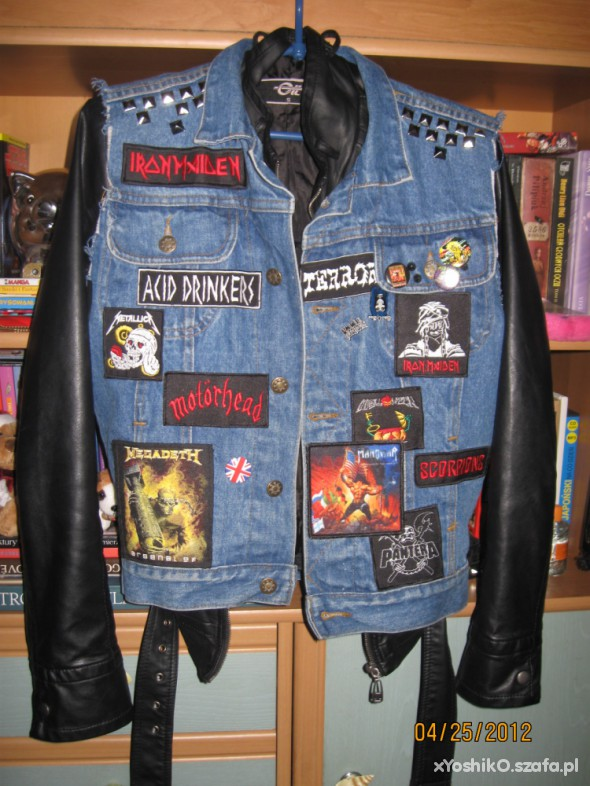 Katana Iron Maiden handmade