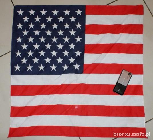 Chusty i apaszki Mega Chustka Flaga USA MUST HAVE