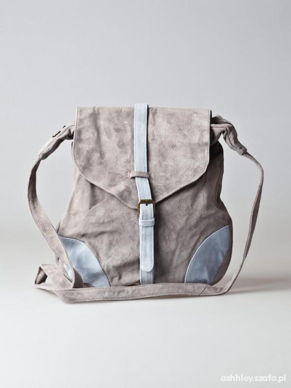 Cora Leather Bag Torba Kling...