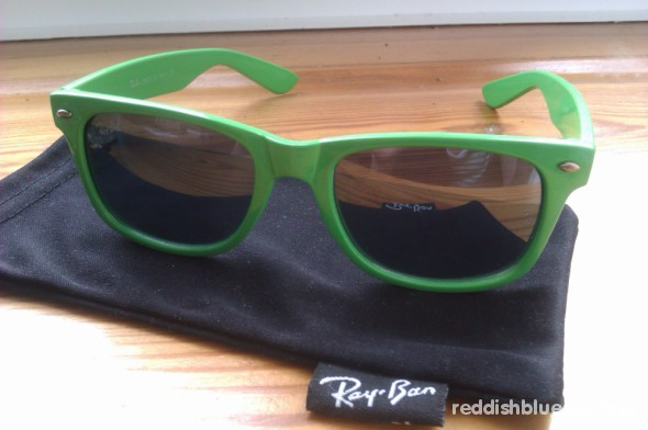 Okulary okulary przeciwsłoneczne ray ban