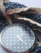 Zegarek wiązany ATMOSPHERE OPIA z koronką