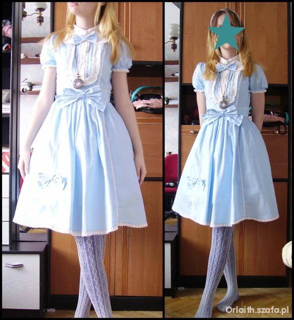 Mój styl Old school sweet lolita