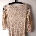 Koronkowa sukienka TOPSHOP