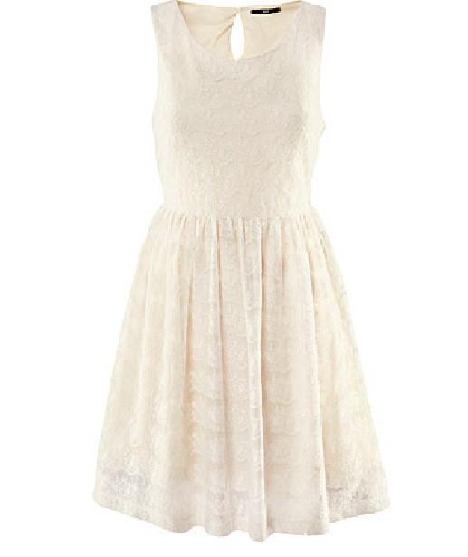 Suknie i sukienki Koronkowa h&m