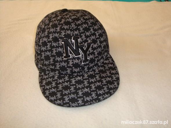 Nakrycia głowy Czapka full cap NY original
