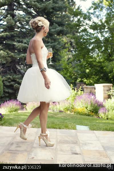 Wieczorowe Sukienka cudo