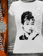 Koszulka Audrey S M