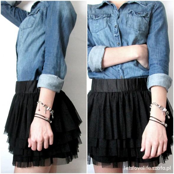 Mój styl Jeans Shirt