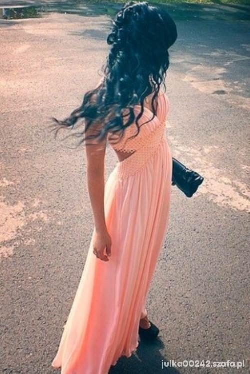 Romantyczne Maxi dress