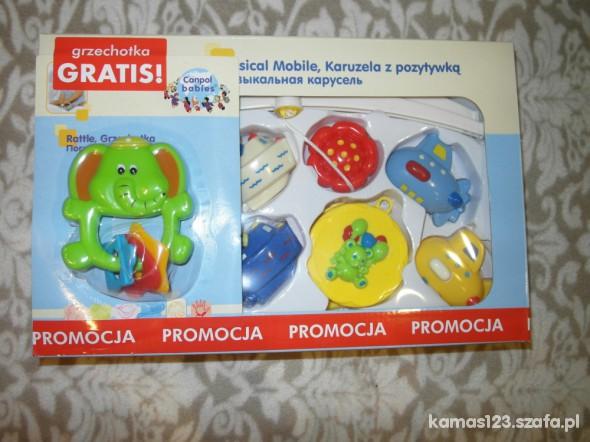Zabawki Karuzelka