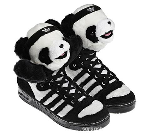 Pandowe buty...
