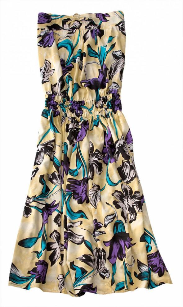 Suknie i sukienki tuba piękny kolor