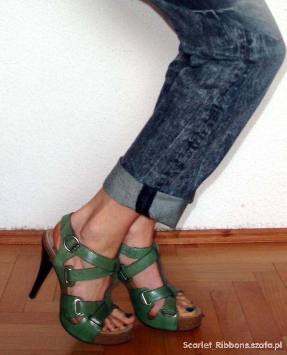 Sandałki Bronx
