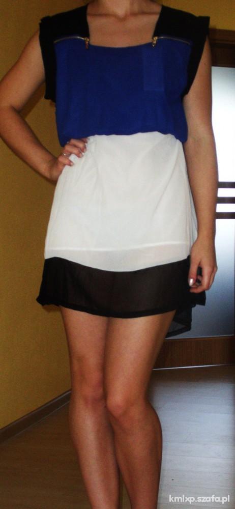 Imprezowe letnia sukienka