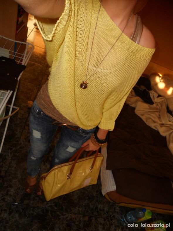 Mój styl yellow