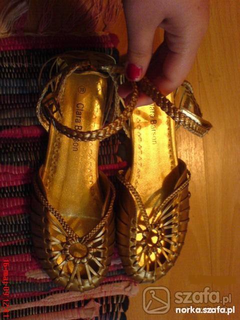 sandały Clara Barson...