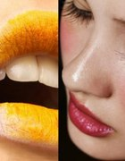 Kolorowe szminki...