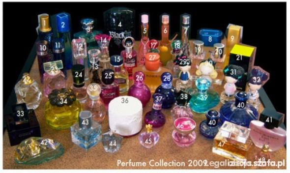 Perfumy perfumy