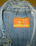 kurtka katana jeansowa Fishbone