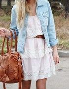 light pink lace